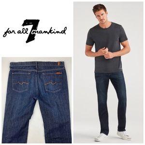 7FAM Men's Standard Jeans👖